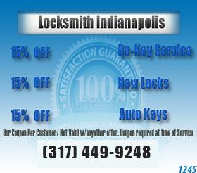 Indianapolis Key Fob Programming